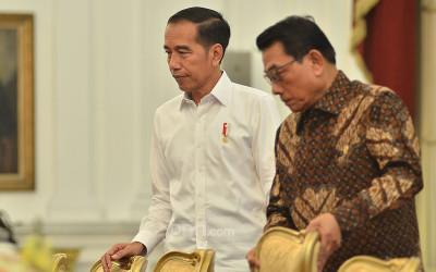 Berita Top 5: Pengganti Moeldoko, Jokowi Jadi Sorotan