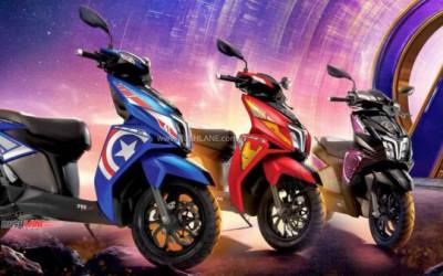 Sepeda Motor TVS seri Avengers Bikin Ngiler, Cek Harganya
