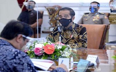 Pernyataan Jokowi Menggelegar, Top Banget