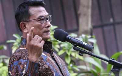 Kekuatan Besar Apa di Belakang Moeldoko Hingga Berani dengan SBY?