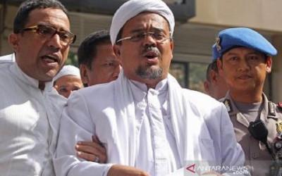 Mendadak Habib Rizieq Berseru Mengenai Alquds! Umat Islam Harus..