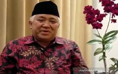 12 Ribu Orang Menandatangani Petisi Din Syamsuddin
