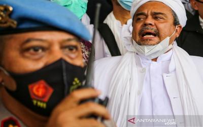 Habib Rizieq Digugat Perdata Bisa Bangkrut