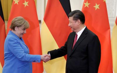Angin Segar dari Eropa, China Bakal Dapat Bantuan dari Jerman