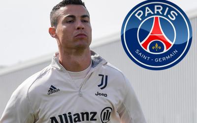 5 Alasan Kuat Ronaldo Pasti ke PSG, Ada Dream Team
