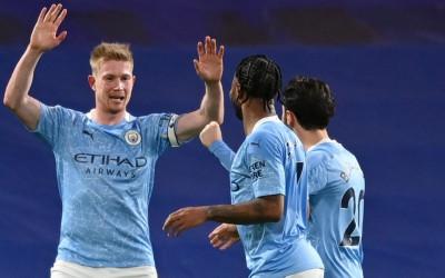 Link Live Streaming Newcastle United vs Man City: Bakal Pincang