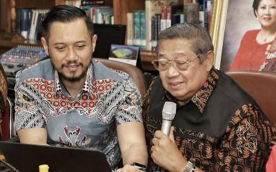 SBY Salah Langkah, Simpati Masyarakat Terhadap AHY Jadi Berkurang