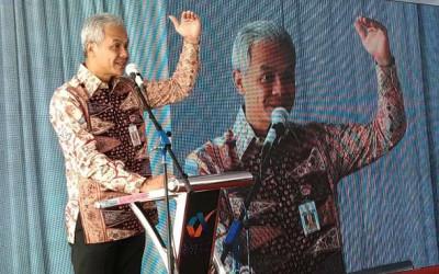 Ganjar Pranowo Top, Bisa Bikin Puyeng PDIP dan Megawati