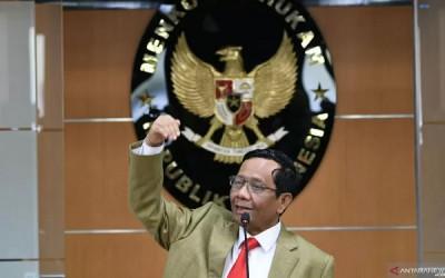 OTT KPK Tanpa Izin Dewan Pengawas, Ini Kata Mahfud MD...