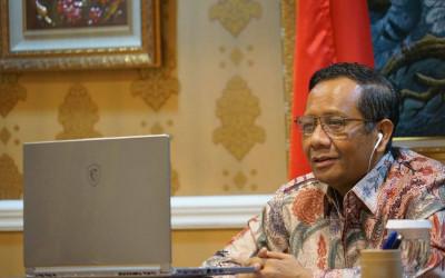 Mahfud MD Bongkar 2 Penyebab Indeks Persepsi Korupsi Anjlok