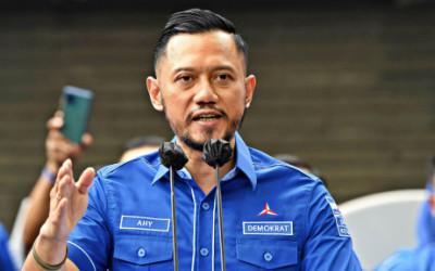 AHY dan SBY Kerjanya Hanya Bisa Ganggu Pemerintahan Jokowi