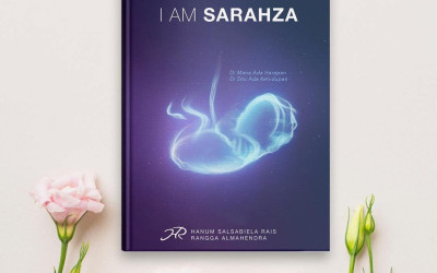Novel I am Sarahza, Kisah 11 Tahun Menanti Buah Hati