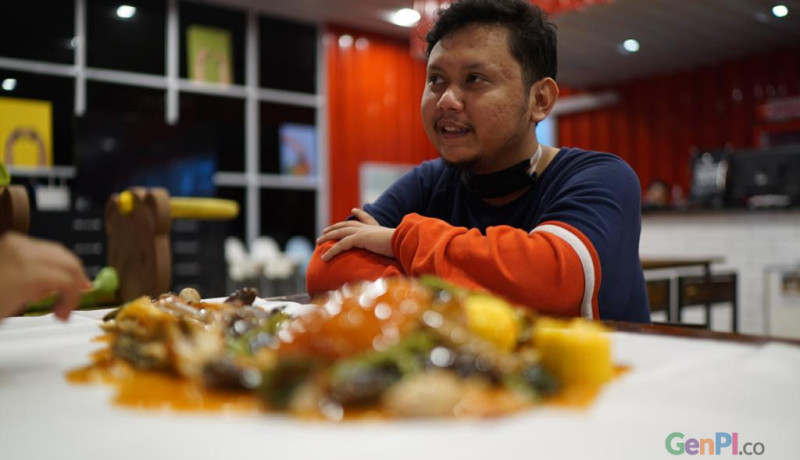 Seafood Grio Eatery