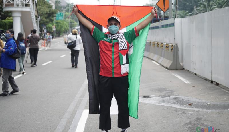 Buruh Bersatu Kecam Agresi Israel ke Palestina