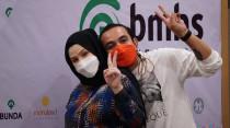 Komo Ricky dan Brina Bafagih Venderhoeven Dikaruniai Anak