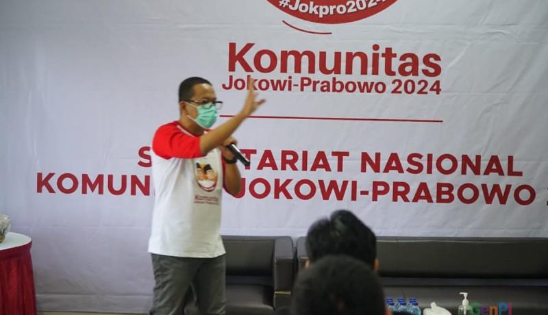 JokPro 2024 Dukung Jokowi-Prabowo pada Pilpres 2024