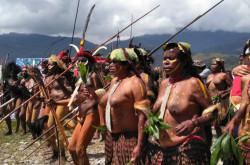 Papua Indah dalam Pembukaan Festival Lembah Baliem | Genpi.co - Palform No 1 Pariwisata Indonesia