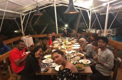 Wow Para Atlet & Pemenang Lomba Video Dinner Mewah di Sini | Genpi.co - Palform No 1 Pariwisata Indonesia