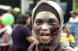 Banyak Zombie Berkeliaran di CFD   Genpi.co - Palform No 1 Pariwisata Indonesia
