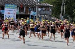 Lewati Pantai Tanjung Pesona, Sungailiat Triathlon Digelar Juni 2019   Genpi.co - Palform No 1 Pariwisata Indonesia