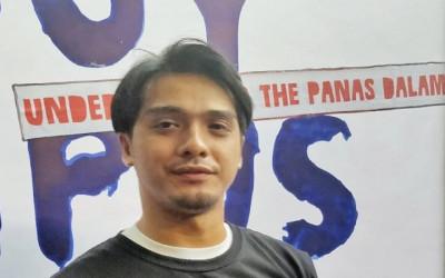 Aktor Ricky Harun Selektif Pilih Peran di Film