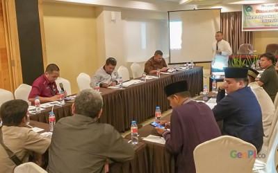 Akademisi Unilak Rancang Standarisasi Wisata Halal Riau