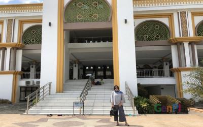Masjid Agung Ahmad Bakrie, Masjid Kebanggaan Asahan, Sumut