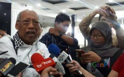 Tim Hukum Jokowi Sidang Putusan MK Tolak Gugatan Prabowo