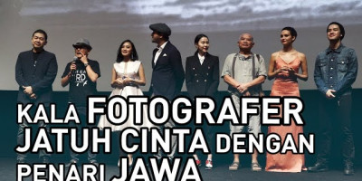 Kisah Cinta Fotografer Kecantol Penari Asal Yogya di Film Love Is Bird