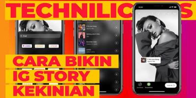 Instagram Music Sudah Tersedia di Indonesia, Begini Caranya | Technilicious