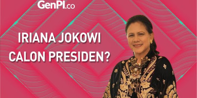 5 Nama Capres Perempuan Mencuat, Iriana Jokowi Stand By   GenPI5