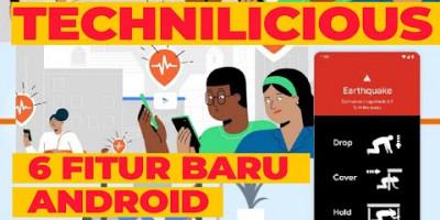 Canggih! Ada Sistem Peringatan Gempa Di Android | Technilicious