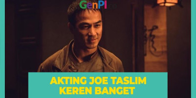 Di Serial Warrior 2, Joe Taslim Banjir Tepuk Tangan