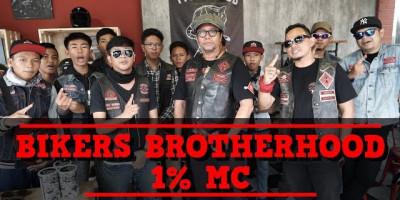 Bikers Brotherhood 1% MC, Motor Bukan Hanya Soal Jalanan
