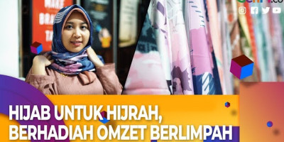 Rahasia Di Balik Ladang Berhijrah Hijab La Beaute Scarves - DO IT