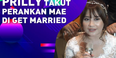 Cara Prilly Latuconsina Tampil Beda Di Serial Get Married