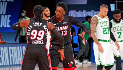 Singkirkan Boston Celtics, Miami Heat Ketemu LA Lakers di Final NBA | JPNN.com